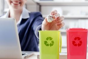 Obligation des entreprises de trier leurs déchets de papiers de bureau