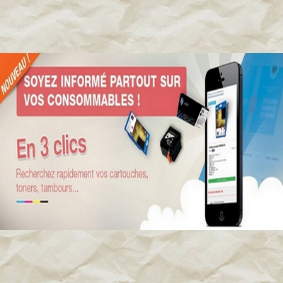 Site consommables informatiques