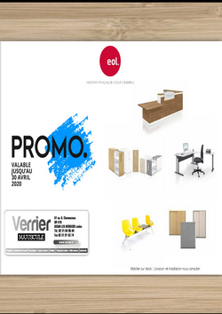 Promo mobilier Eol