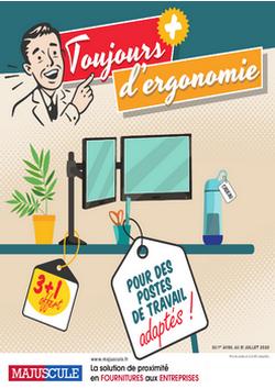 Toujours + d'Ergonomie