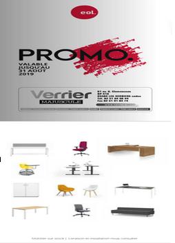 Promo mobilier